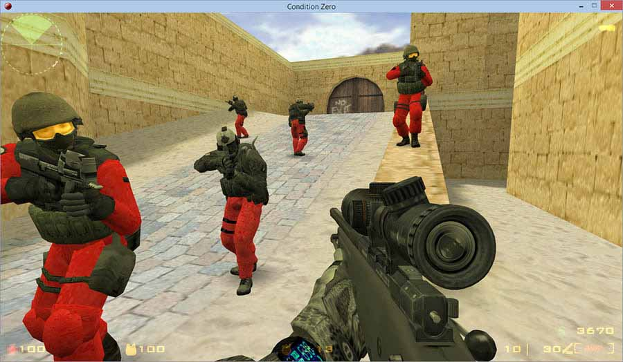 Скачать Counter-Strike 1.6 Insane Edition