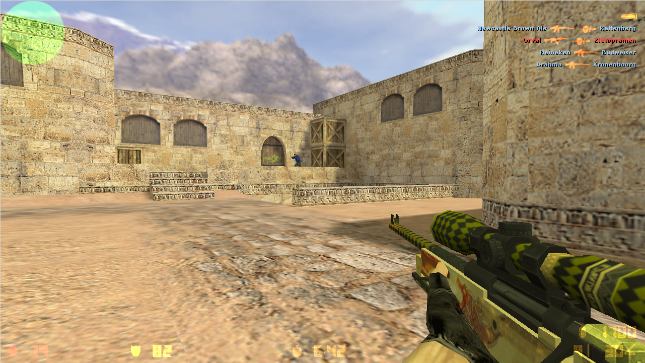 Скачать Counter-Strike 1.6 B3STM4N