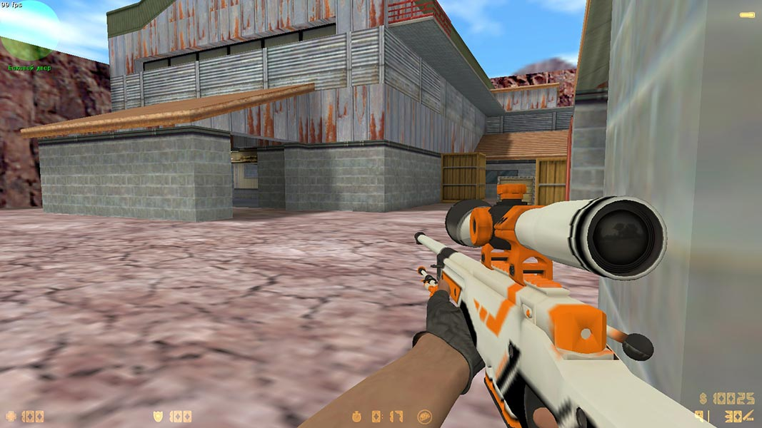 Скачать Counter-Strike 1.6 StilliX