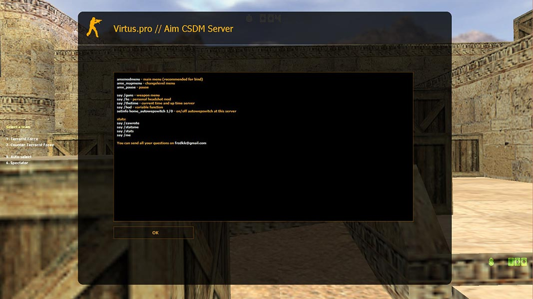 Скачать Counter-Strike 1.6 Faer Show