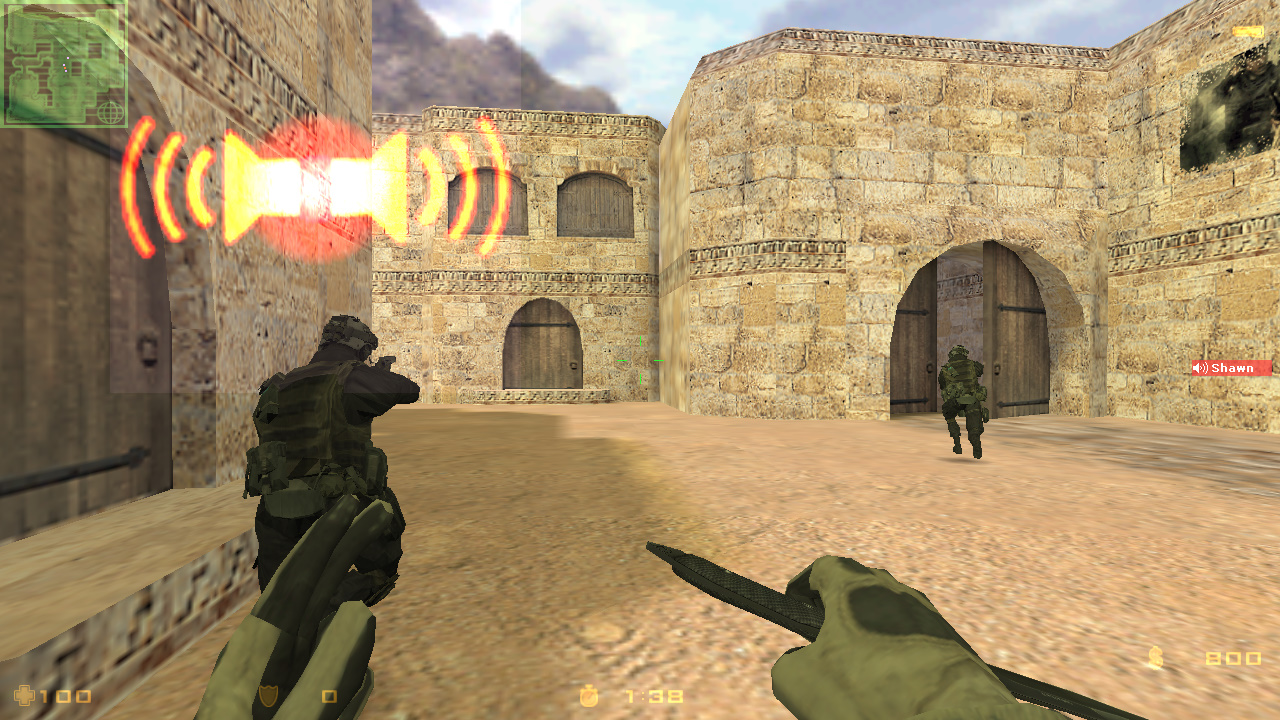 Скачать Counter-Strike 1.6 Call Of Duty Mw 2