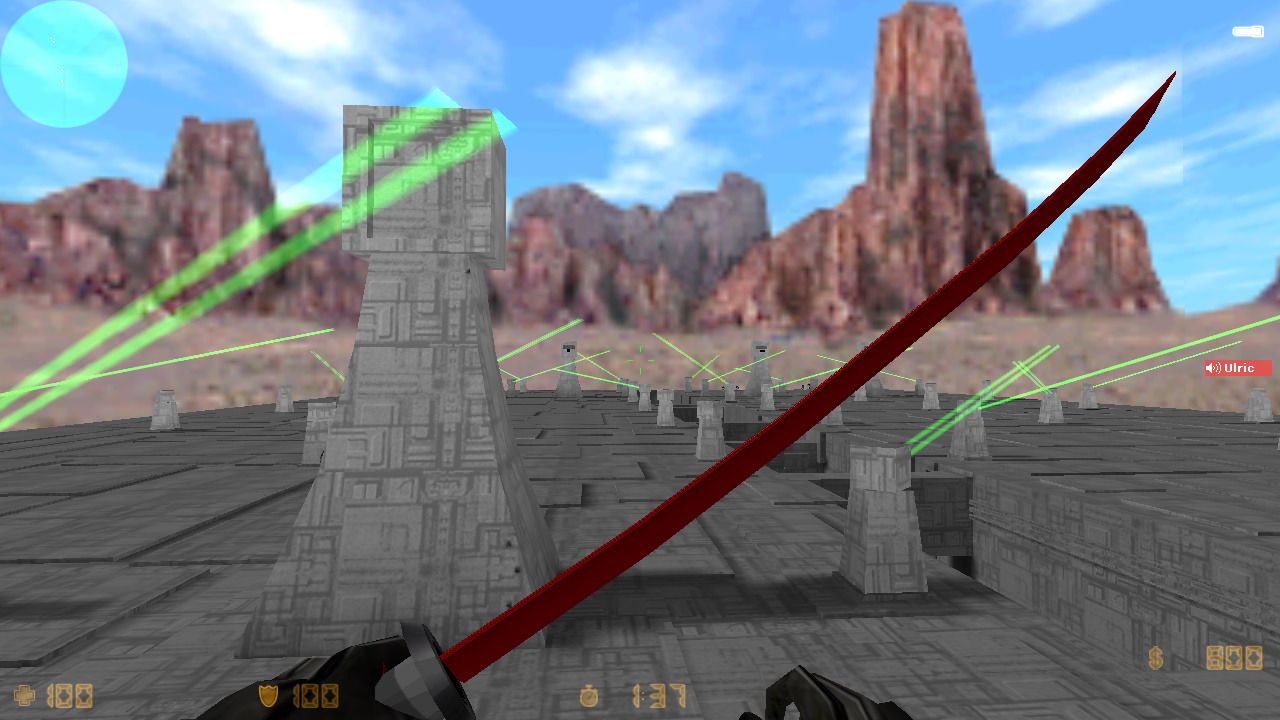 Скачать Counter-Strike 1.6 StarWars