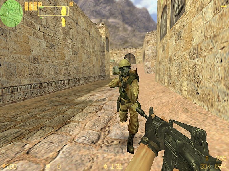 Скачать Counter-Strike 1.6 Steam Version