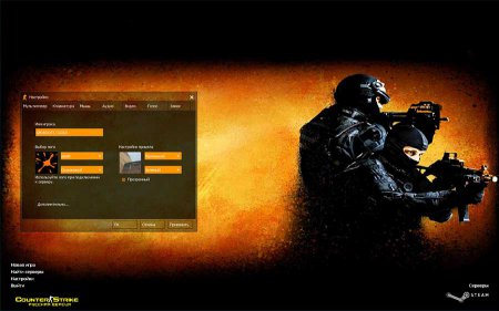 Скачать Counter-Strike 1.6 GOLD NEW