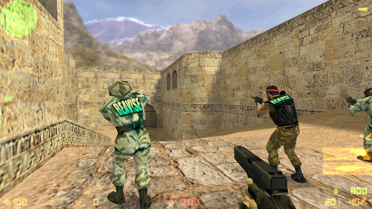 Скачать Counter-Strike 1.6 Beav!se