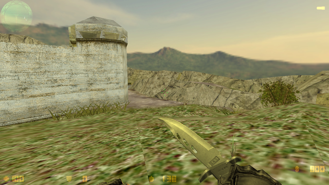 Скачать Counter-Strike 1.6  Stalker