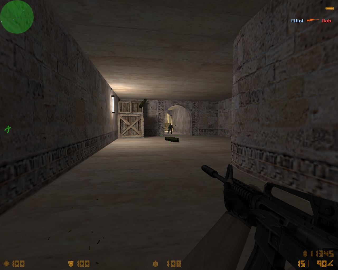 Скачать Counter-Strike 1.6 Fnatic Edition