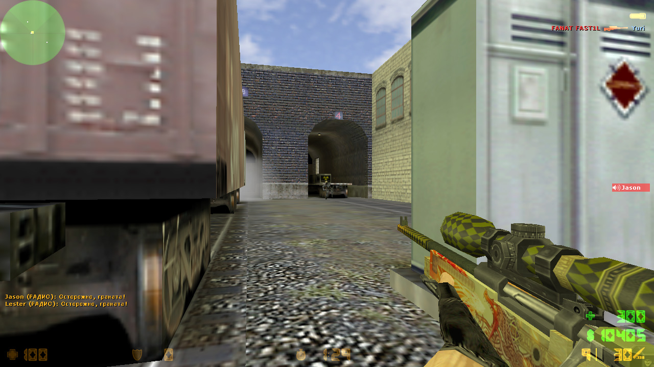 Скачать Counter-Strike 1.6 от FAKST!L