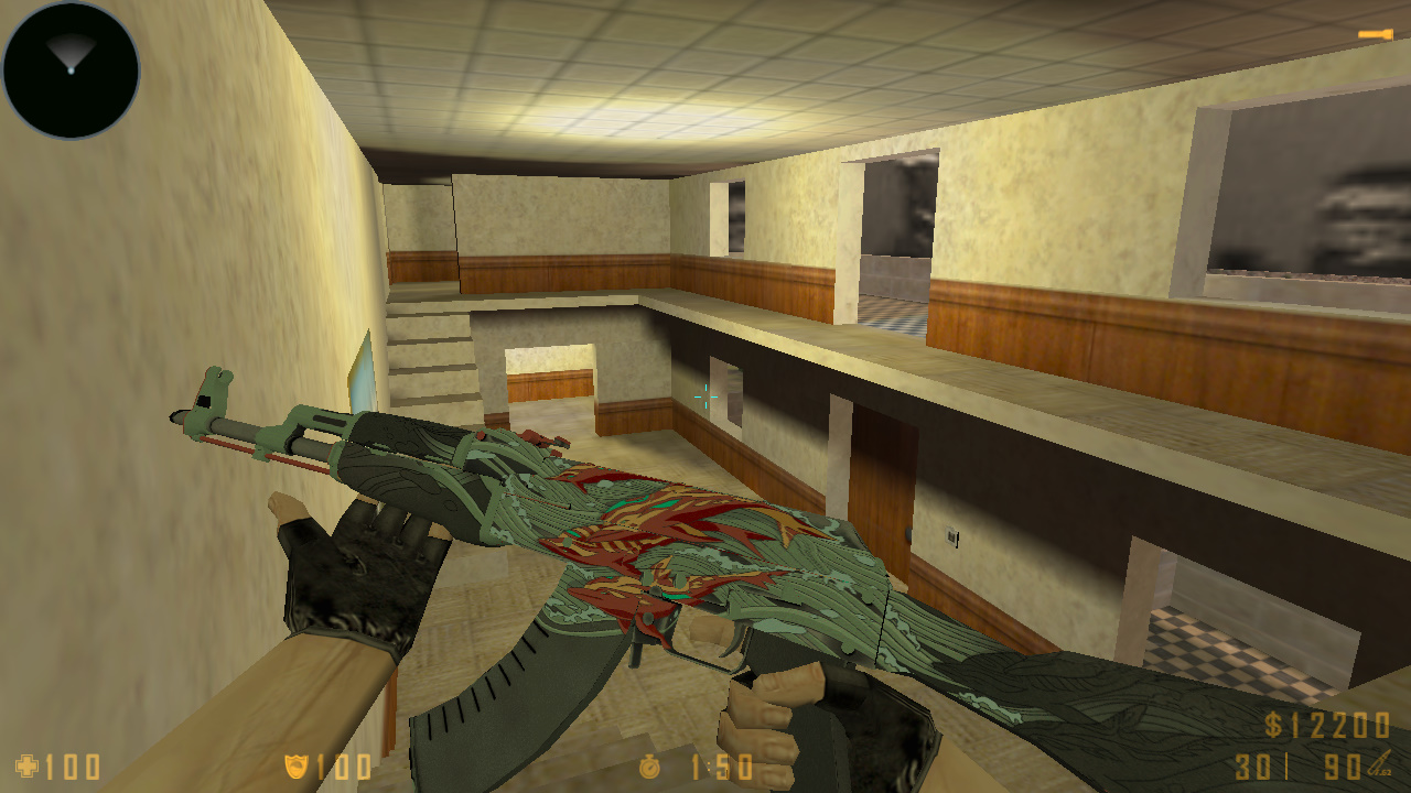Скачать Counter-Strike 1.6 от CHEETAH
