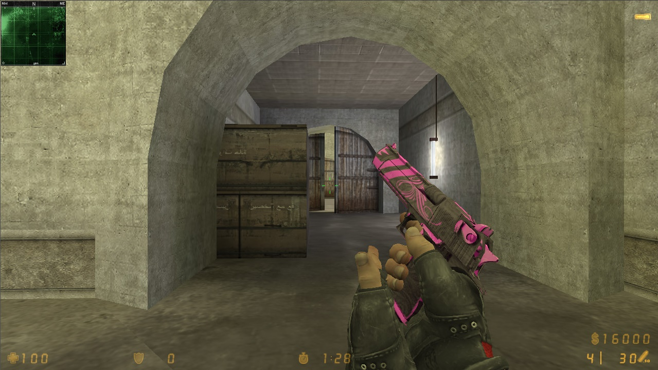 Скачать Counter-Strike 1.6 Refined v2