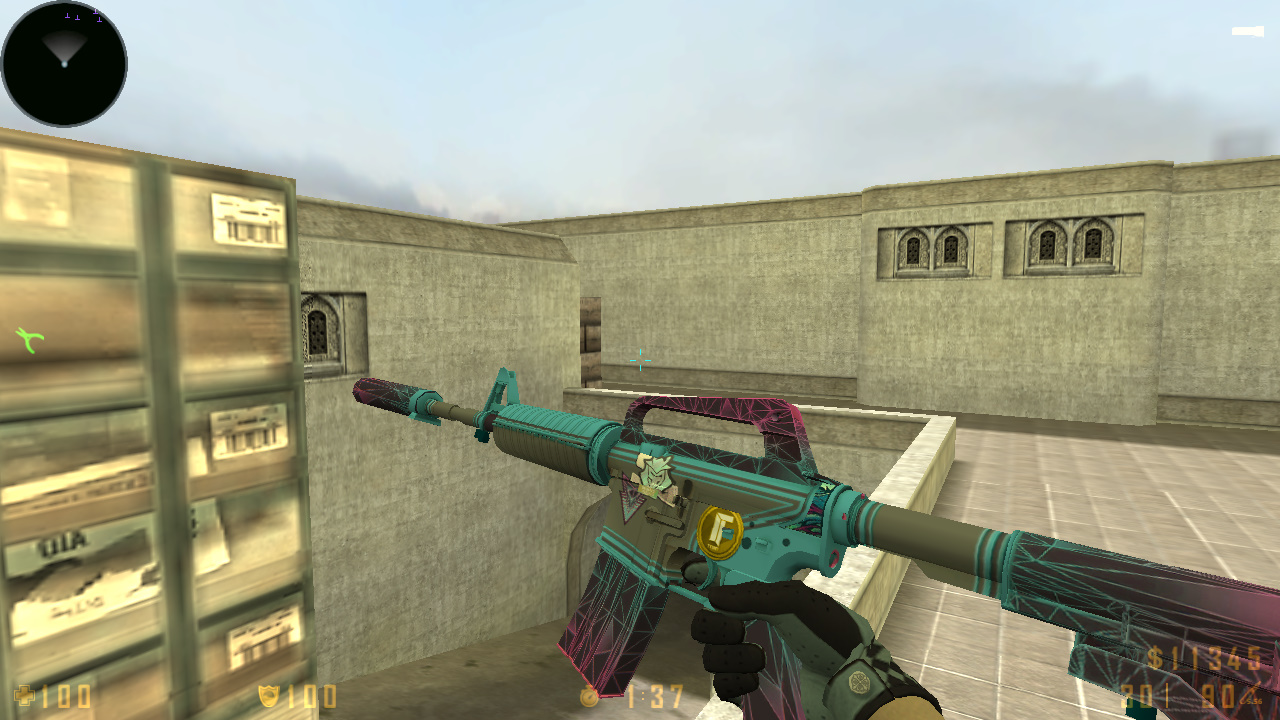 Скачать Counter-Strike 1.6 Revolt