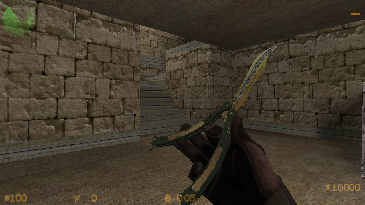 Скачать Counter-Strike 1.6 Revision